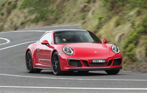 Review Porsche 911 by 2018 Porsche 911 Gts Review Caradvice