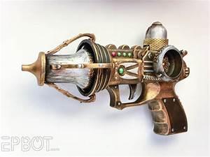 EPBOT: Quick Craft: My $2 Steampunk Raygun