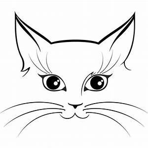 Steine Bemalen Katze : wandaufkleber malvorlagen pinterest katzen silhouette katzen und malen ~ Watch28wear.com Haus und Dekorationen