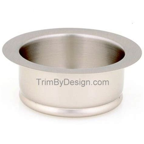 Trim By Design TBD140.56 Garbage Disposer Flange   Matte