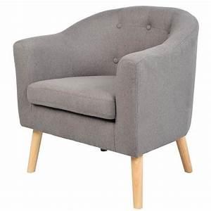 Petit Fauteuil Confortable : fauteuil achat vente fauteuil pas cher soldes d s le 27 juin cdiscount ~ Teatrodelosmanantiales.com Idées de Décoration