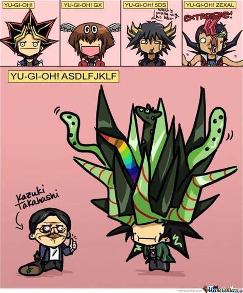 Yu Gi Oh Memes - yugioh over time by korvuss meme center