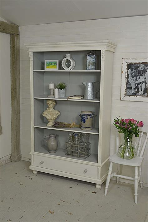 shabby chic bookshelves shabby chic bookcase perfect white washed library bookcase with ladder with shabby chic