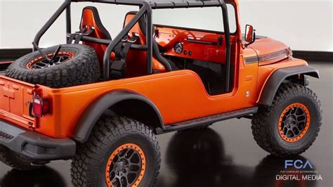 Jeep Concept Car Youtube