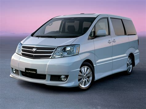 Toyota Alphard Photo by Car In Pictures Car Photo Gallery 187 Toyota Alphard 2002