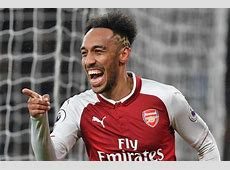 Arsenal News Aubameyang has the combined talents of two