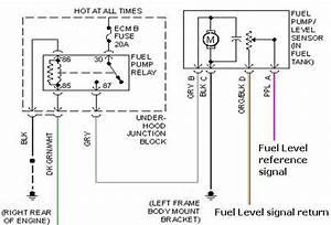 Electrical - 03 Chevy Suburban Fuel Pump Failure