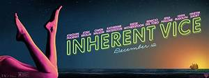 New Media Promotion PT Anderson's Inherent Vice Film – Pynchon