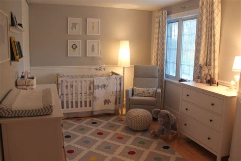 Our Little Baby Boy's Neutral Room  Project Nursery
