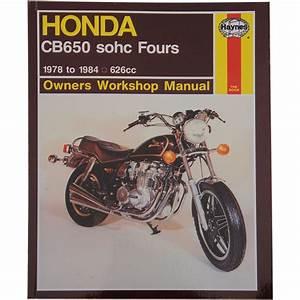 Haynes Repair Manual - Honda Cb650 - 0665
