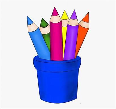 Clipart Crayons Pencil Clipartkey