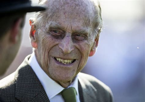 Prince Philip Is Giving Up His Driver's License After He ...