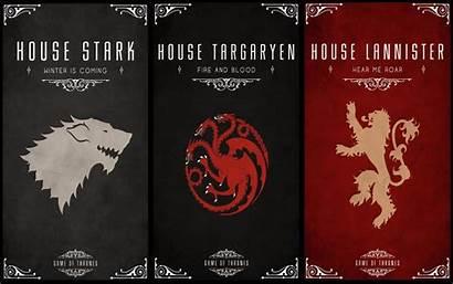 Targaryen Thrones Stark Wallpapers Lannister Tv Series