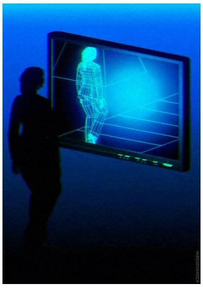 Virtual Reality Gifs Cinema4d Loop Cyberpunk 3d