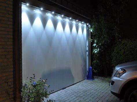 Beleuchtung Garagentor  Beleuchtung Für Garage Carport