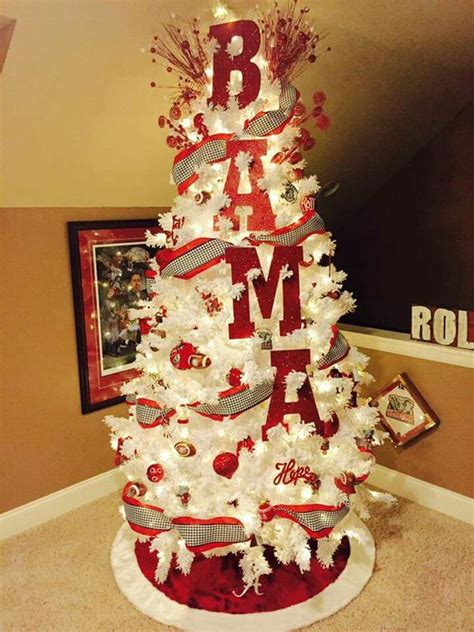 christmas love alabama  roll tide  pinterest