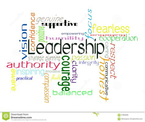 leadership stock illustration image
