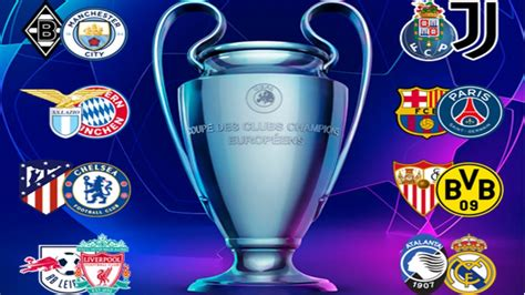Follow all the action with bein sports. Octavos De Final Champions 2021 - Calendario Champions ...