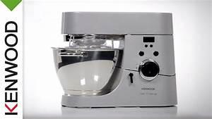 Kenwood Chef Titanium  Timer  Kitchen Machine