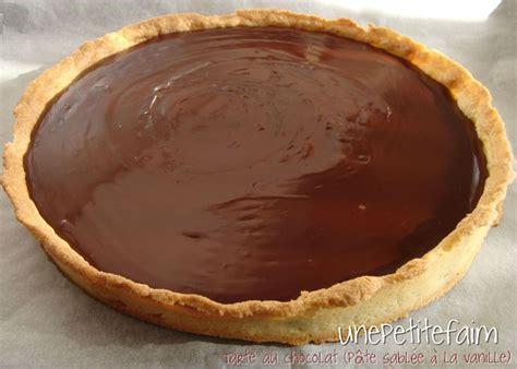 tarte au chocolat pate brisee tarte au chocolat avec pate bris 233 e