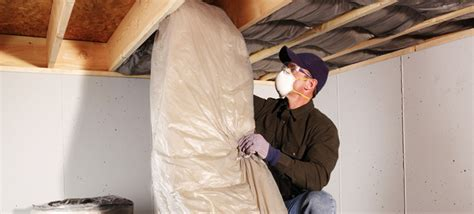 install crawl space  basement insulation