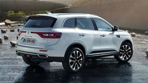 2016 Renault Koleos To Hit Australia First In August Car