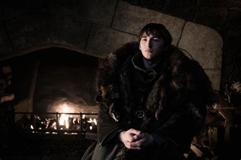 Isaac Hempstead Wright On Bran's
