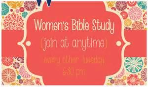 Women Bible Study Group