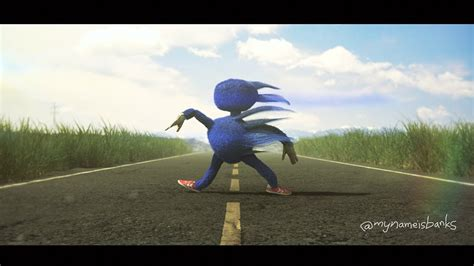 Sonic The Hedgehog Movie - New Character Design - YouTube
