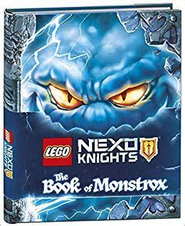 lego nexo knights  book  monstrox amazoncouk