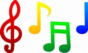 Music Note Clipart For Kids | www.pixshark.com - Images ...
