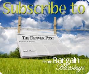 denver post subscription coupons