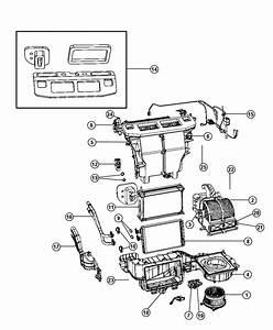 2009 Dodge Grand Caravan Resistor  Blower Motor