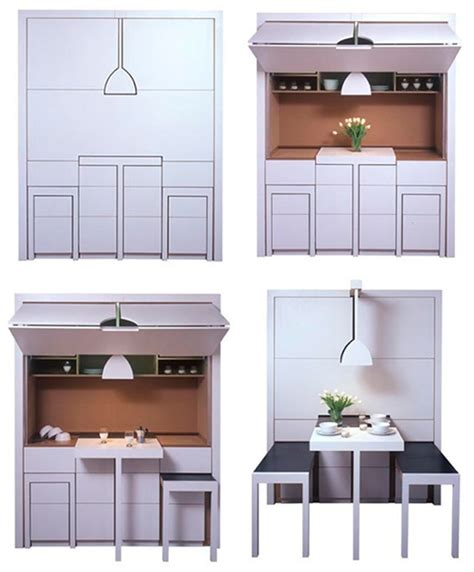 space saving kitchen furniture space saving dining for the home compact kitchen