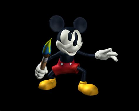 Epic Mickey Gets Epic Collectors Edition