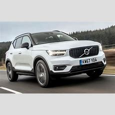2018 Volvo Xc40 Review (video