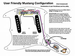 Fender Duo Sonic Wiring As Well As Pickup Wiring Diagrams