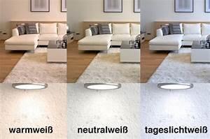 Tageslicht Lumen Kelvin : die lichtfarben warmwei neutralwei und tageslichtwei lampe magazin ~ Markanthonyermac.com Haus und Dekorationen