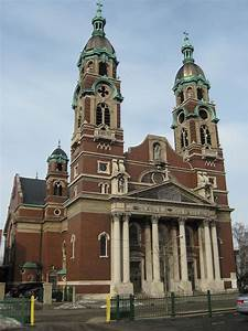 Holy Cross Church  Chicago