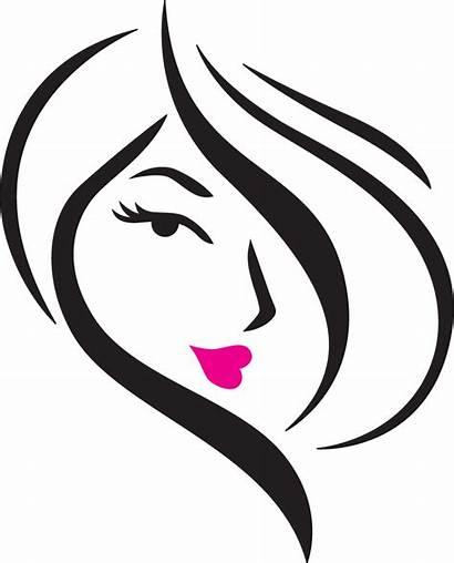 Salon Makeup Icon Hair Face Head Transparent