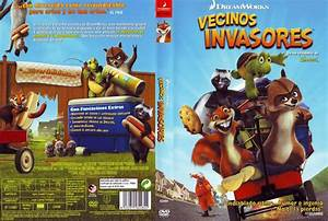 Dvd Infantil Vecinos Invasores Over The Hedge Niños Tampico $ 549 00 en Mercado Libre