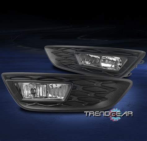 2015 2016 ford focus front bumper driving fog light l