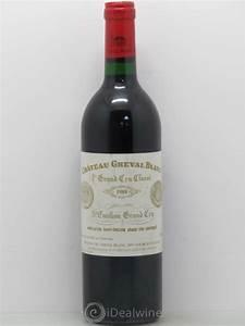 Chateau Cheval Blanc Prix : acheter ch teau cheval blanc 1er grand cru class a 1988 ~ Dailycaller-alerts.com Idées de Décoration