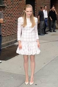Amanda Seyfried Mini Skirt - Amanda Seyfried Looks ...