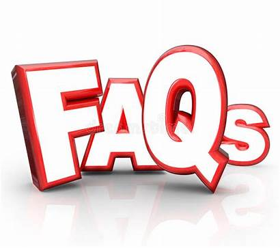 Faqs Questions Frequently Asked Clipart Letters Illustrations