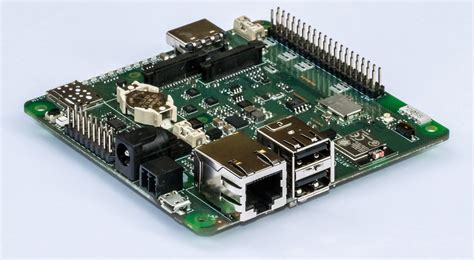 Balenafin Is An Industrial Carrier Board For Raspberry Pi