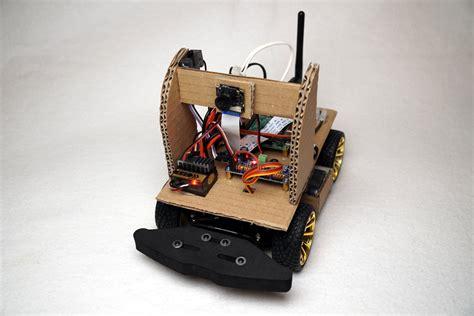 autonom fahrendes raspberry pi ki roboter auto