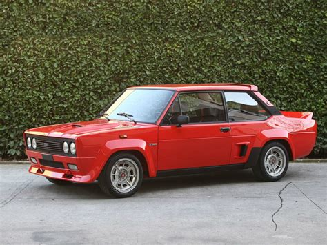 Fiat 131 Abarth For Sale by Fiat Abarth 131 Rally Cars Fiat Fiat Abarth Cars