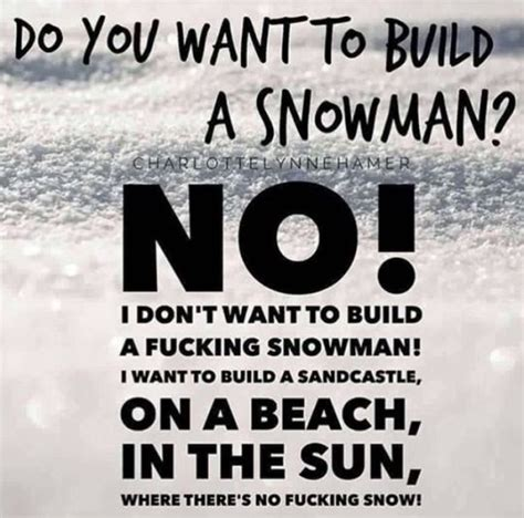 Funny Quotes About Hating Cold Weather