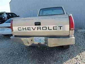 Find Used 1990 Chevrolet K2500 Silverado Standard Cab Pickup 2